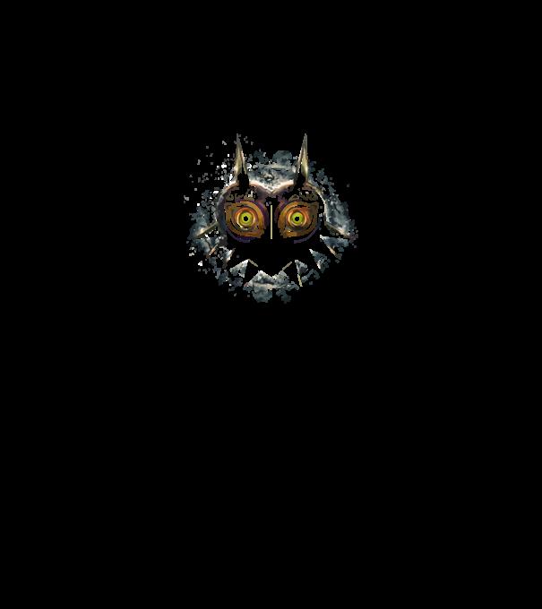 Legend of Zelda - Majora s Mask póló minta - Pólómánia fedd9f84a8