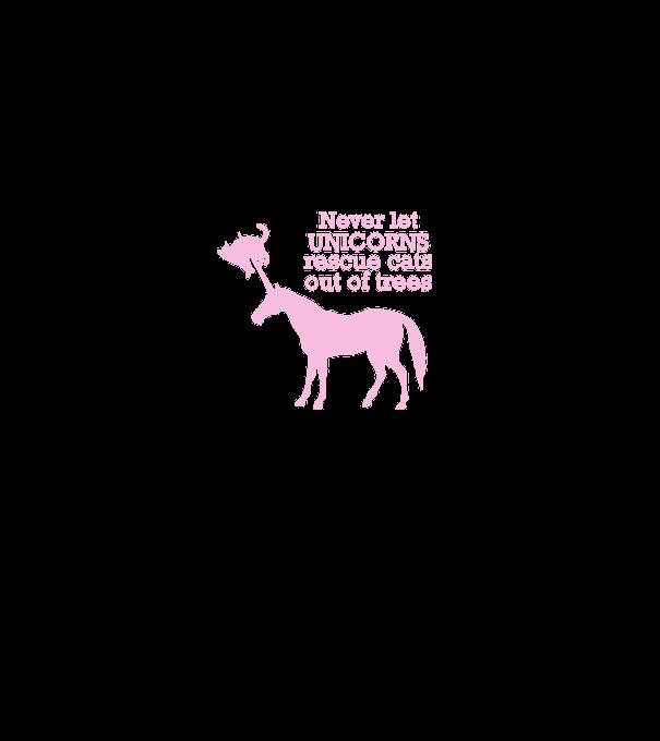 unicorn cat póló minta. unicorn cat minta fekete pólón 3269db821e