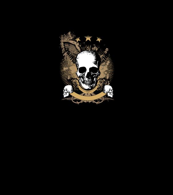 Angelskull világos alap póló minta - Pólómánia d529165d85