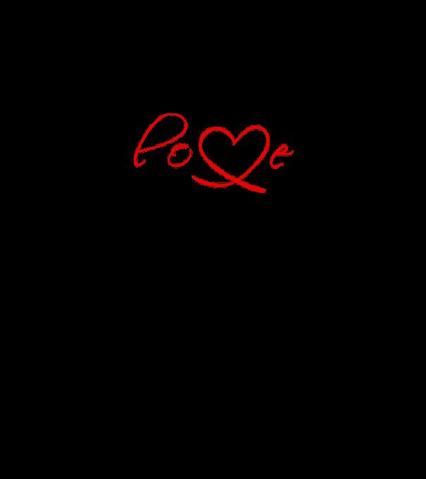 Valentin nap Love póló minta - Pólómánia 37189d60ad