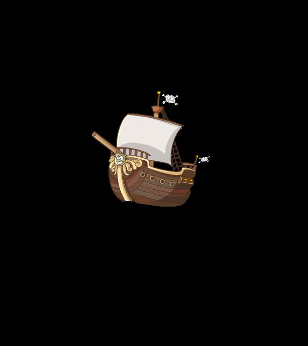Kalóz hajó 1 póló minta - Pólómánia 961ee37ec5