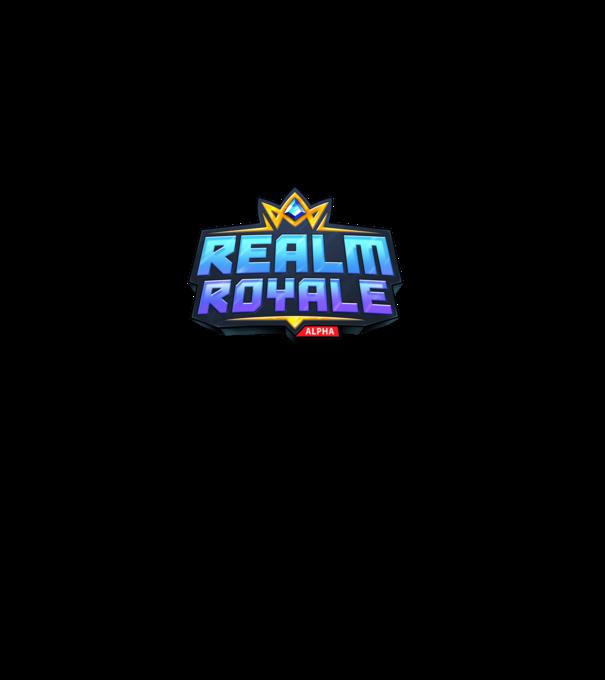 Paladins Realm Royale Logo póló minta - Pólómánia 009a4a03bb