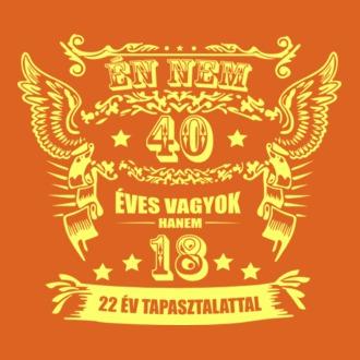 A legszuperebb 40 éves pólók - Pólómánia.hu 106d5c3bb9