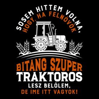 f2416dd79a Póló készítés, egyedi póló készítés Foglalkozások - Traktoros