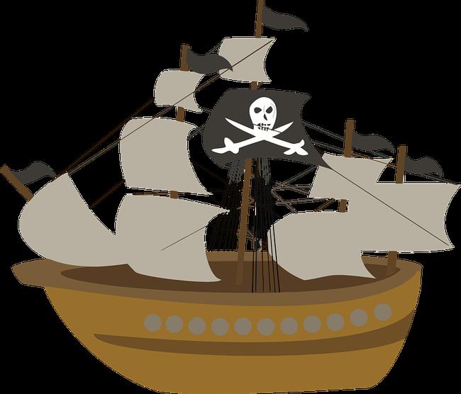 Kalóz hajó póló minta - Pólómánia 7f430d06c7