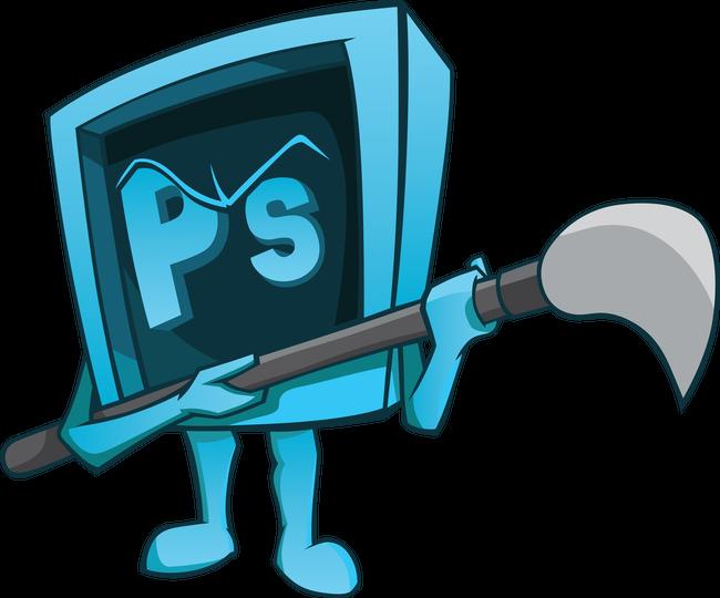 ffc46a7cfd Photoshop - Adobers póló minta - Pólómánia
