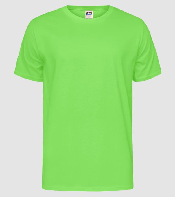 80f5e51c40 Férfi Neon Póló póló minta. Hátulja