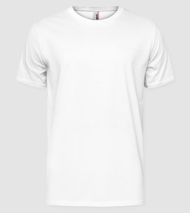 7e6ed8bf7d Fortnite láma minta fehér pólón. Eleje. Férfi Alap Póló póló minta. Hátulja